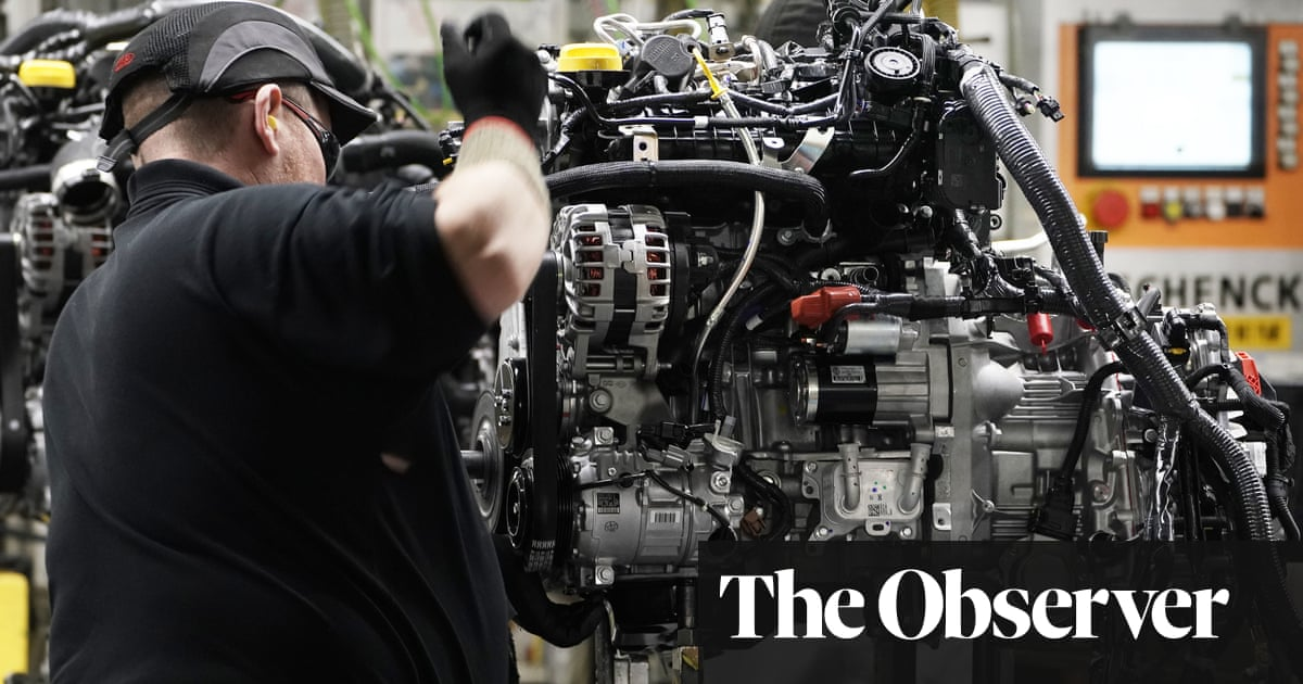 An EU deal 'won't mean a quick restart for the UK economy'