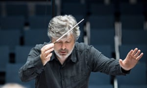 James MacMillan, whose Gloria! will be performed at the Liverpool Cathedral.