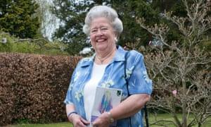 Rosemary Cox, regular Chelsea visitor