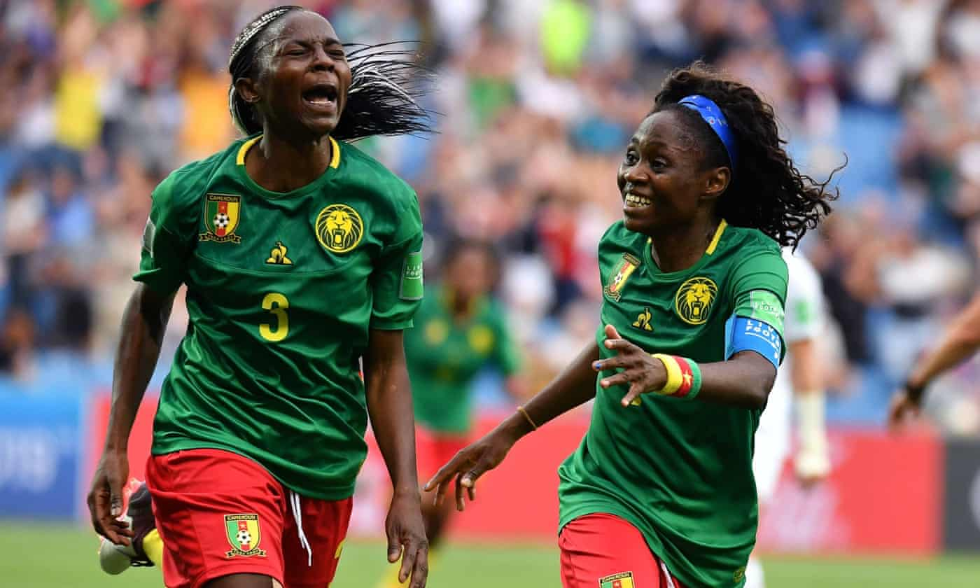 Cameroon score with last kick of game against New Zealand to reach last 16