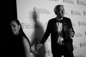 Tom Courteney won best actor