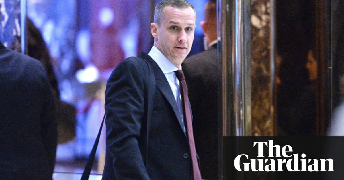 'Womp womp': Corey Lewandowski on border separation of girl with Down's syndrome
