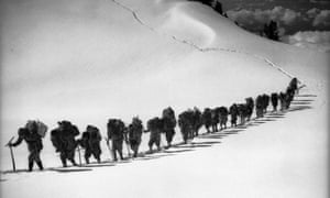 A 1930s Himalayan expedition, the subject of Michelle Paver's chilling ghost story.