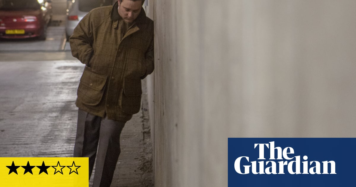 The Glass Man review – lo-fi Brit horror still full of chills