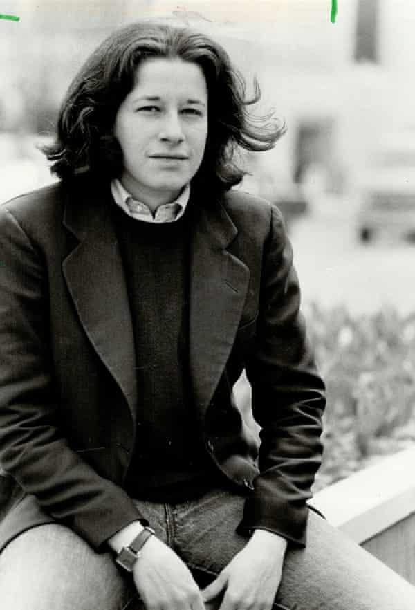 Fran Lebowitz in 1978