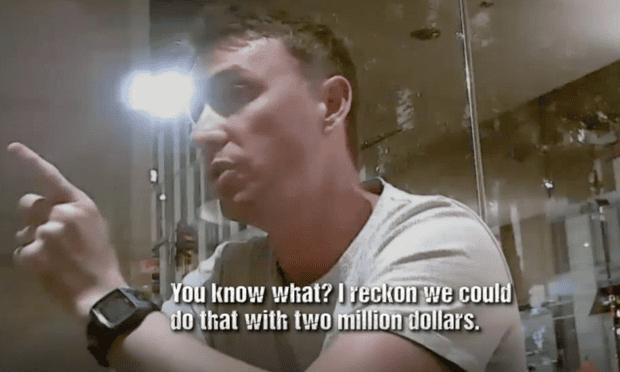 theguardian.com - Paul Karp - One Nation's James Ashby filmed seeking $20m from NRA to weaken Australia's gun laws
