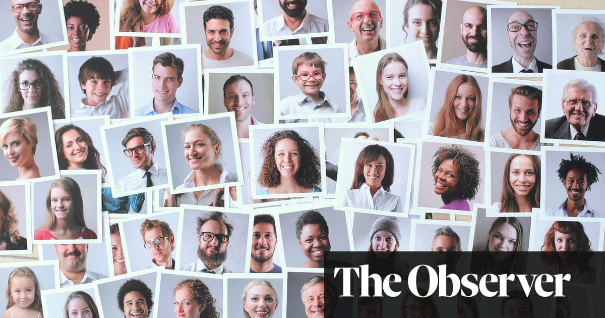 'We are born hungry for faces': why are they so compelling?