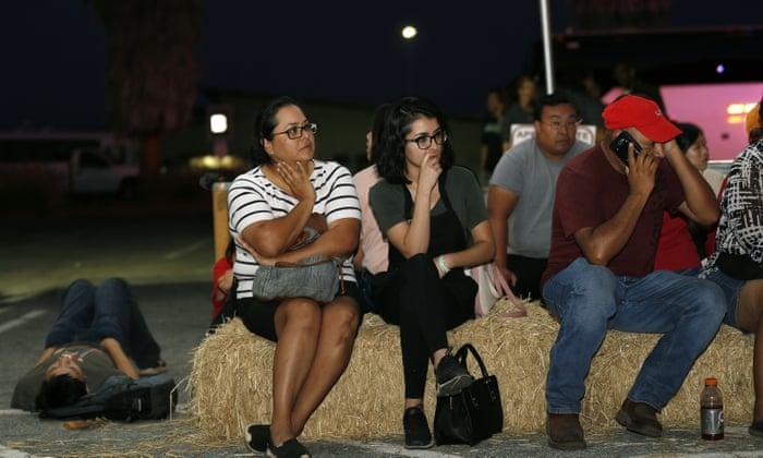California garlic festival shooting: four dead in Gilroy