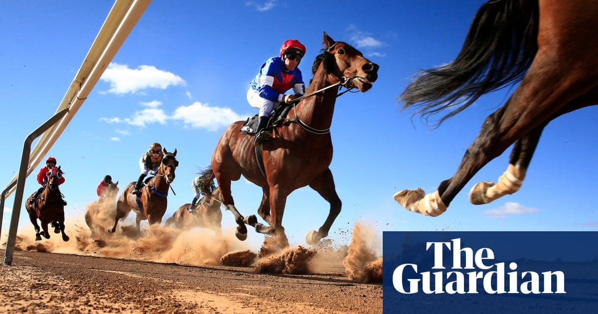 The Louth outback races – in pictures