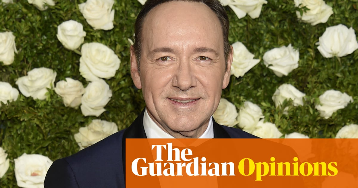Kevin Spacey and the rise of uncancel culture