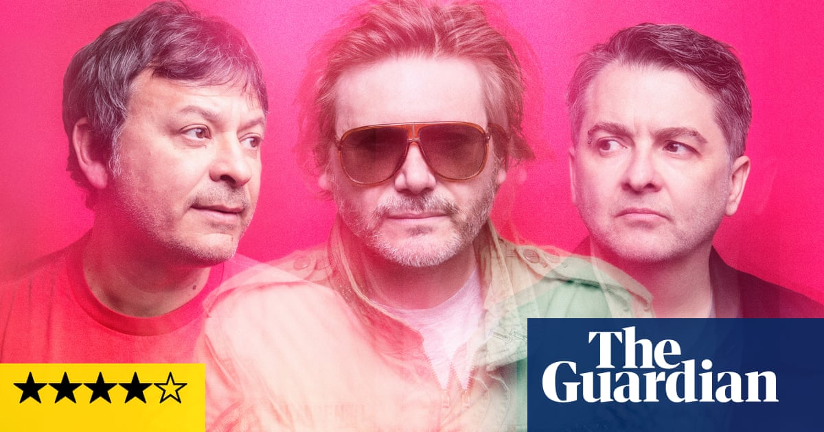 Manic Street Preachers: The Ultra Vivid Lament review – magic, melancholy and a debt to Abba
