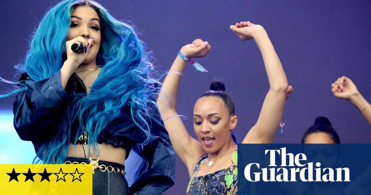 Parklife review – rap, reggae and rave under gallons of