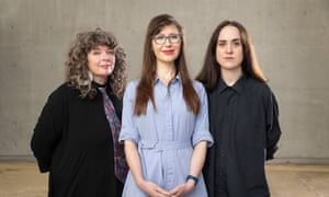 Sally Rees, Giselle Stanborough and Frances Barrett have been awarded the Katthy Cavaliere Fellowship, the richest art prize in Australia for female artists