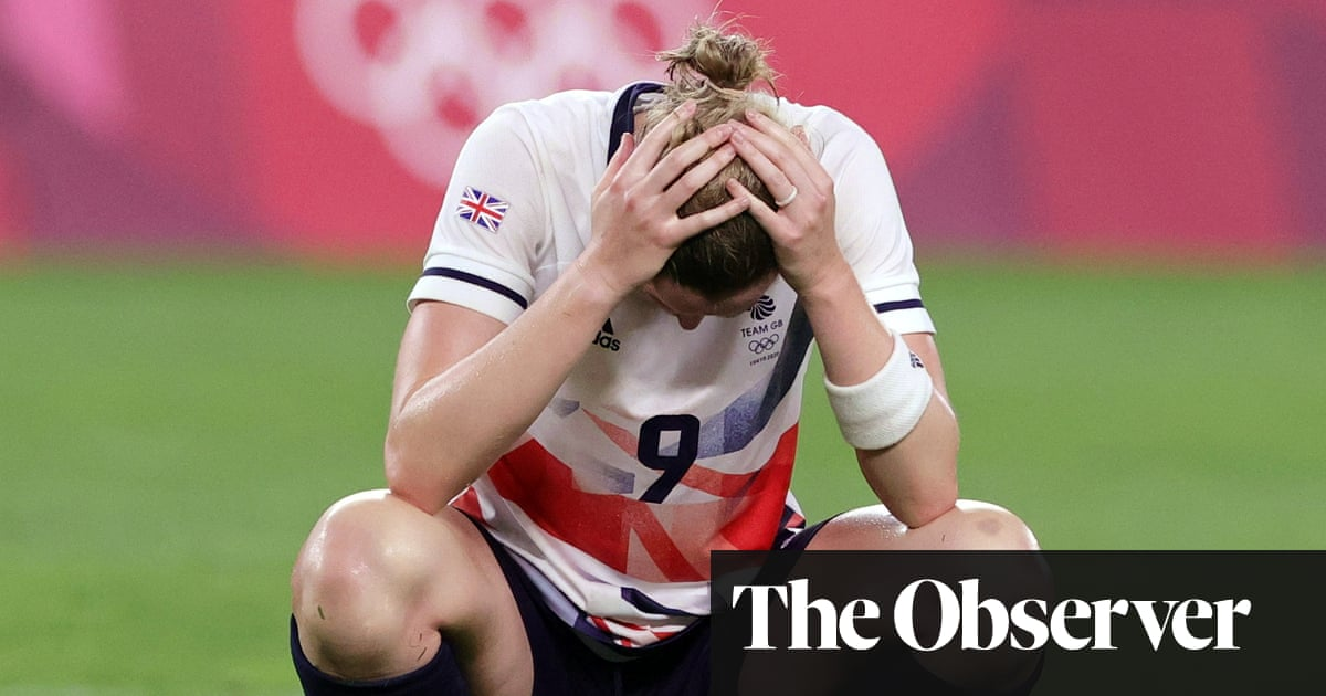 Team GB's footballers undone by flaws familiar to England supporters