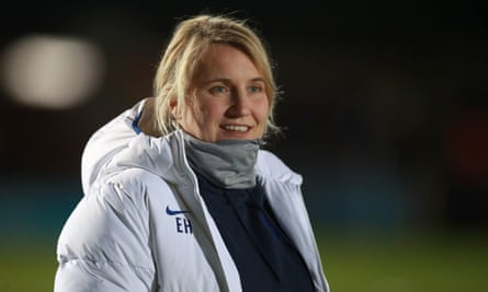 Chelsea's Emma Hayes said all managers 'live in fear of losing our job'