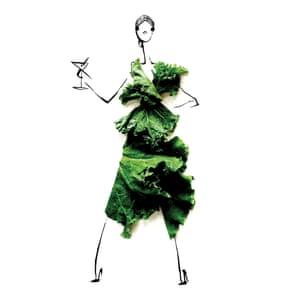 Kale from Edible Ensembles by Gretchen Röehrs