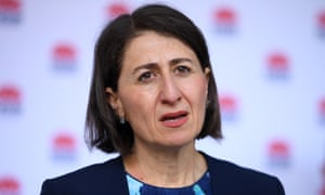 NSW premier Gladys Berejiklian