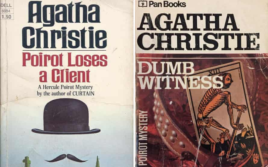 Agatha Christie's Dumb Witness became Poirot Loses a Client in the US