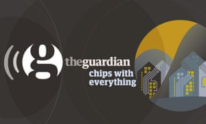 Chips With Everything podcast featured artwork for iTunes