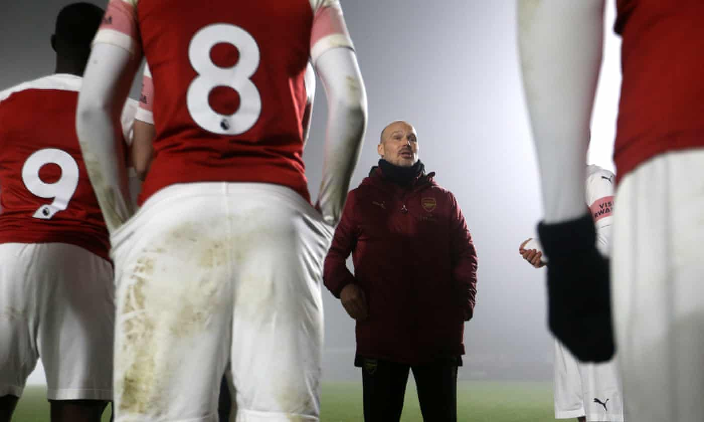 Arsenal coaching shake-up sees Ljungberg replace Bould as assistant