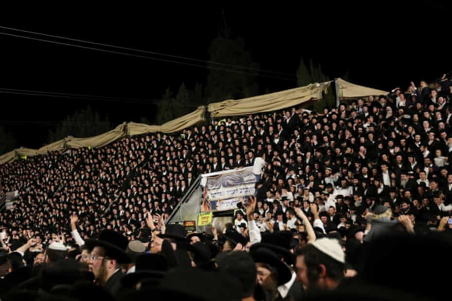 Dozens killed in crush at Lag Baomer religious festival in Israel | Israel  | The Guardian