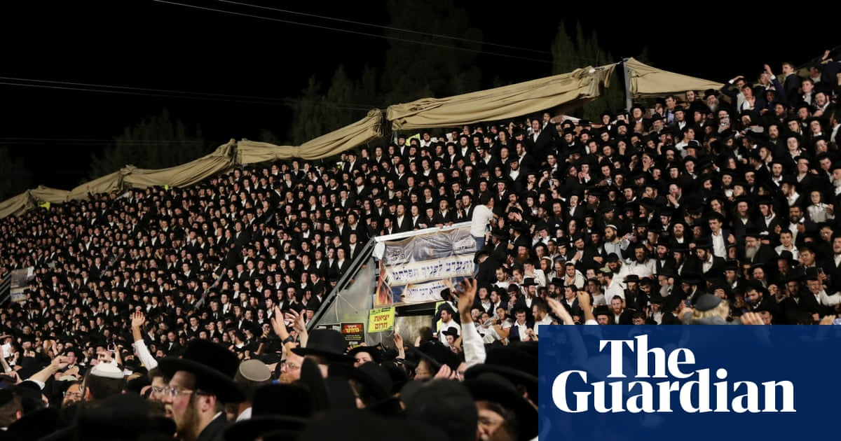 Deadly crowd crush in Israel: what we know so far