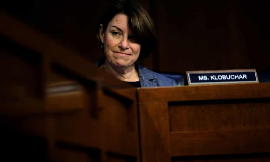 Bill's cosponsor Amy Klobuchar: 'Companies continue to profit off of the personal data they collect from Americans.'