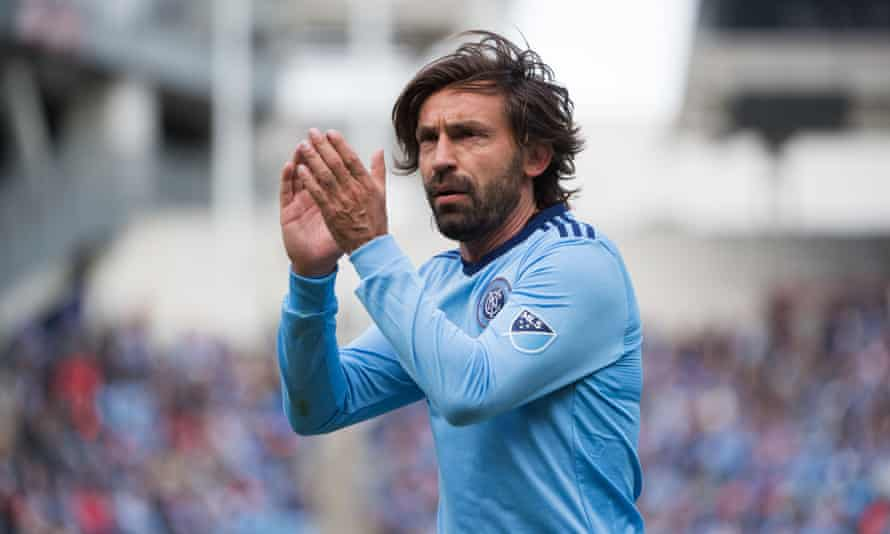 Andrea Pirlo: 'Now there is competition from China. Especially if you want to compete with other leagues, at home and abroad, you have got to get rid of any restrictions.'