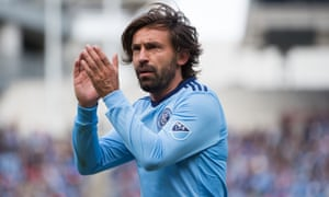 Andrea Pirlo has announced his retirement from football at the age of 38.