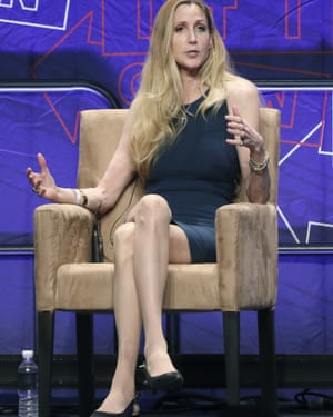 Ann Coulter on television