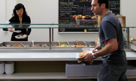 Lavish free cafeterias are well-known perks of Silicon Valley's biggest tech firms, but less known are the struggles of kitchen staff.