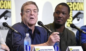 John Goodman and Corey Hawkins