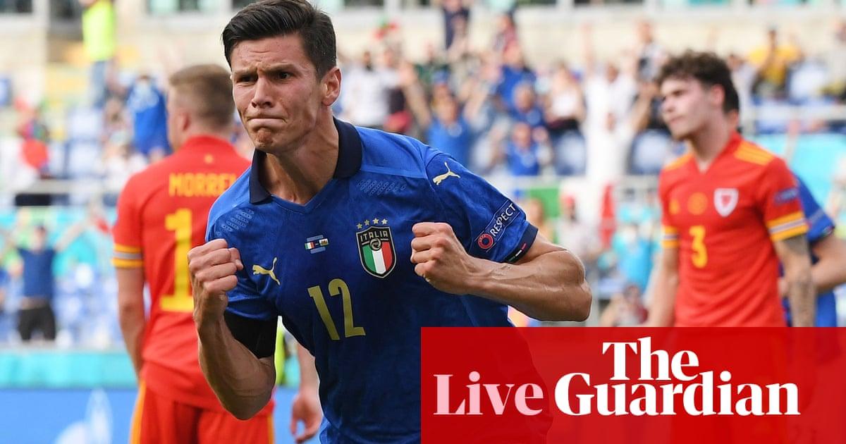 Italy 1-0 Wales: Euro 2020 – reaction!