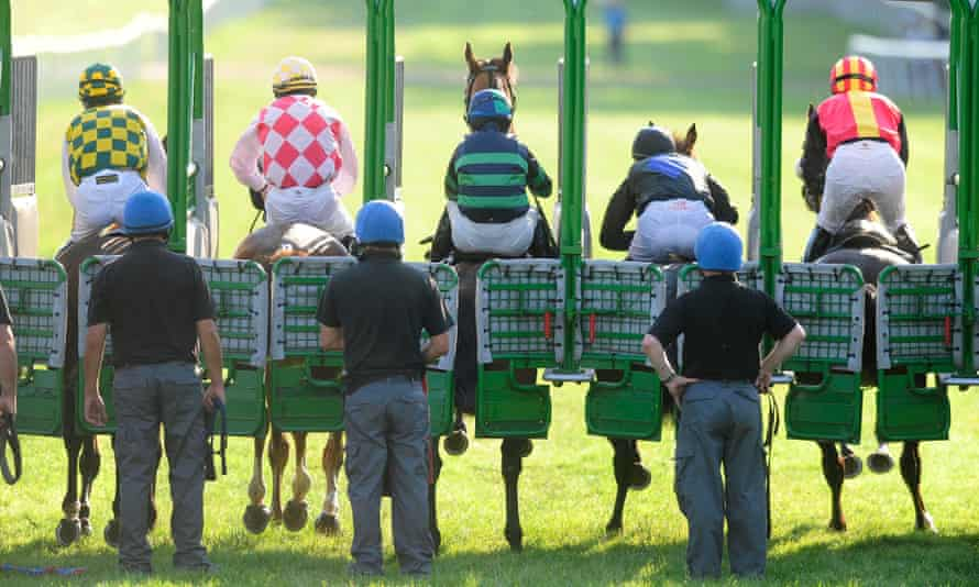 Operative failed to settle in the stalls at Nottingham – but a different horse was withdrawn by the starter.