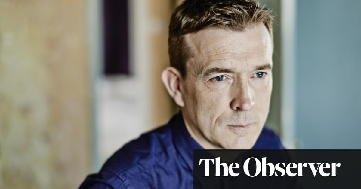 David Mitchell: 'The world still thinks autistic people don't do emotions'