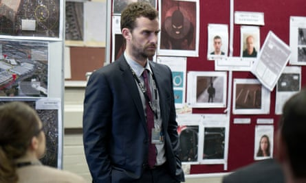 Mark Stobbart as DS Neil Twyler in Line of Duty.