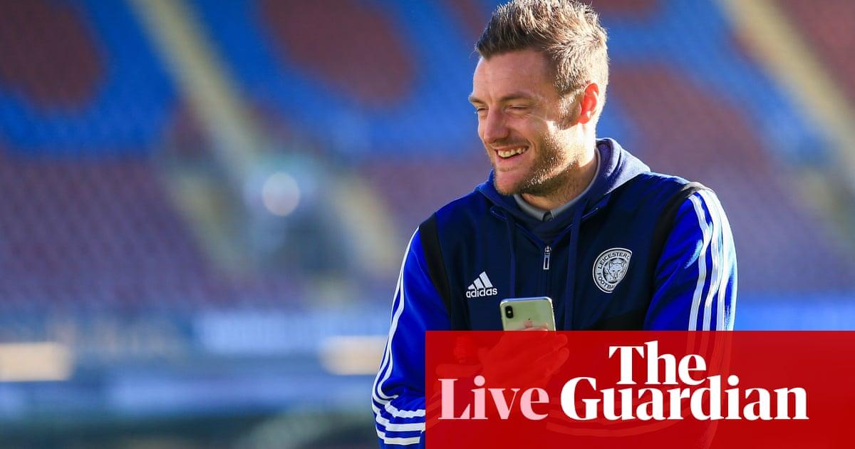 Burnley v Leicester: Premier League – live!