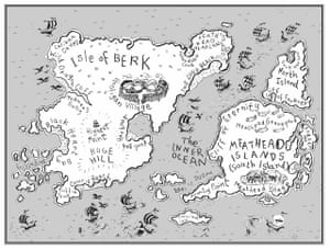 Cressida cowell my tour through 15 years of how to train your isle of berk ccuart Images