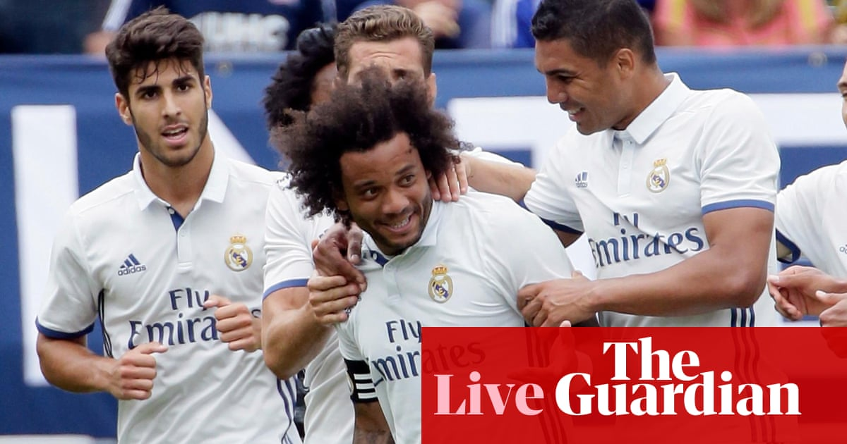 1c7acff41 Real Madrid 3-2 Chelsea  International Champions Cup – as it happened