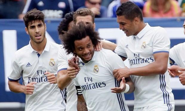 Madrid Berhasil Tekuk Chelsea Dengan Skor 3-2