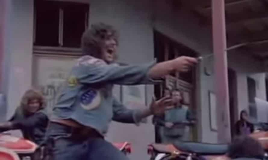 Fight scene from the trailer for Stone, 1974