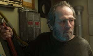 Tommy Lee Jones in Ad Astra.