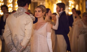 James Norton Natasha Rostov BBC War and Peace