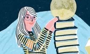 an illustration from Goodnight Stories for Rebel Girls by Elena Favelli and Francesco Cavallo.
