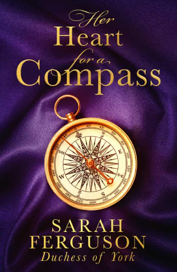 The cover of Her Heart for a Compass, published by Mills & Boon.