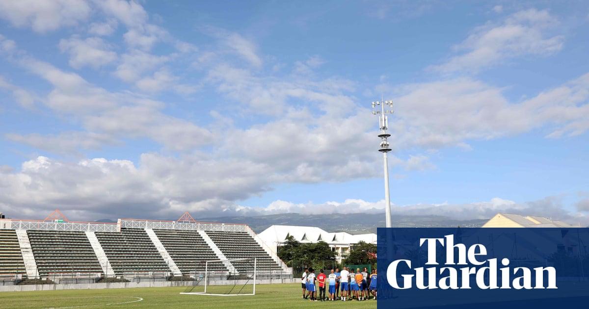 'I felt tears in my eyes' – how tiny Réunion team stunned French football | Paul Doyle