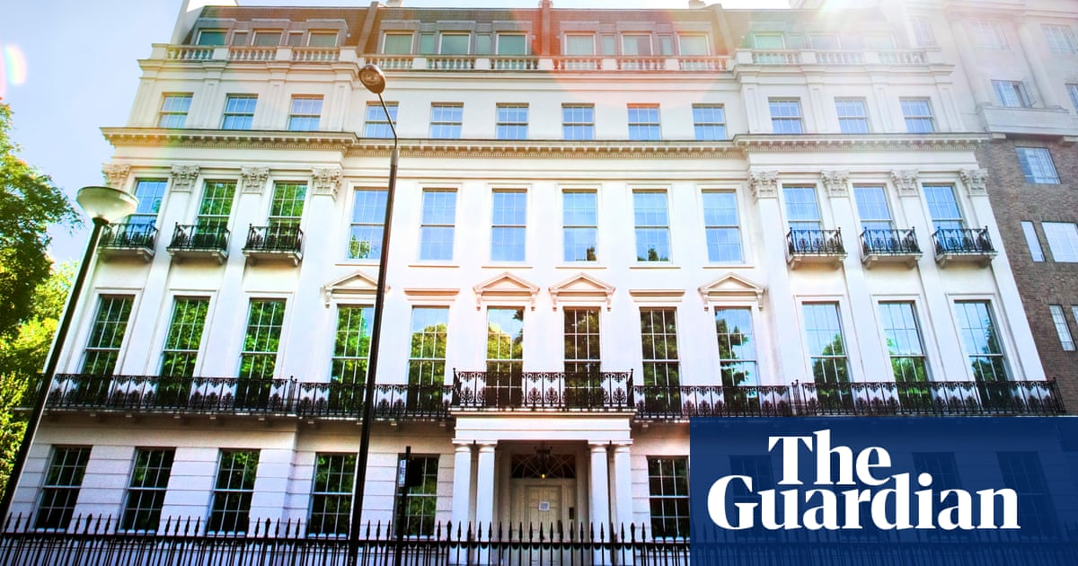 Chinese tycoon gets go-ahead to build vast central London 'palace'