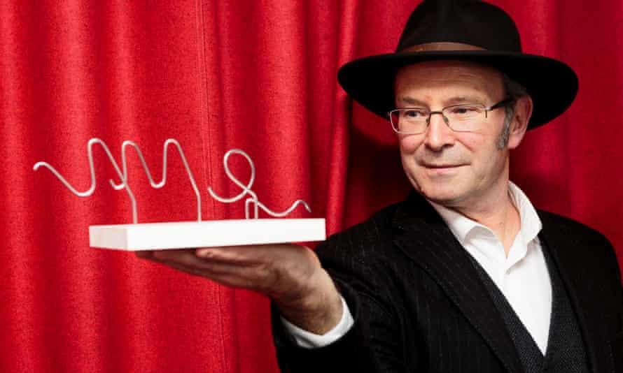 Mike McCormack Goldsmiths prize