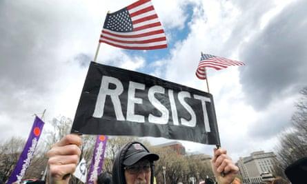dapl protestor