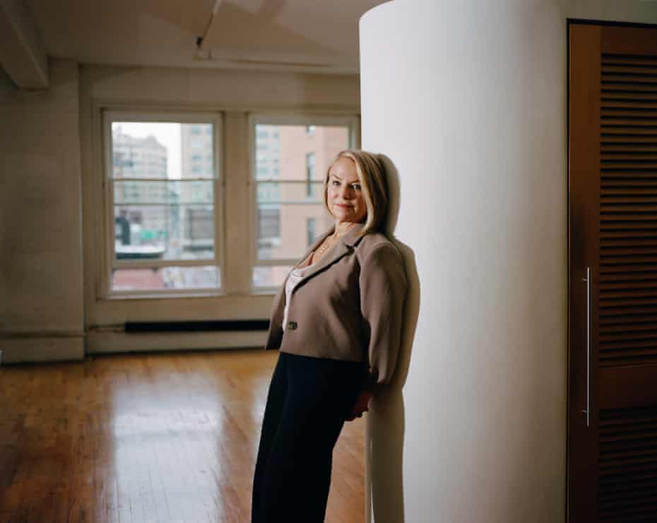 Esther Perel: 'I am always amazed by the corners of the world where people are listening.'